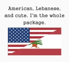 American Lebanese And Cute Kids Clothes