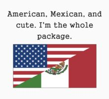 American Mexican And Cute Kids Clothes