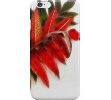 The onset of autumn iPhone Case/Skin