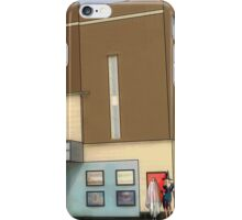 horror show at the embassy iPhone Case/Skin