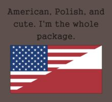 American Polish And Cute Kids Clothes