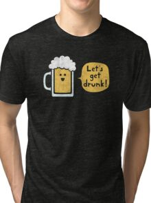 Drinking Buddy Tri-blend T-Shirt