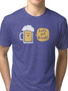 Drinking Buddy Tri-blend T-Shirt