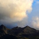 The Cuillins by SWEEPER