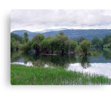 Lake Mara (4) Canvas Print