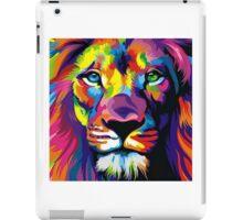 Lion  iPad Case/Skin