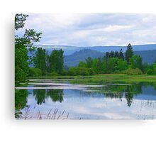 Lake Mara (5) Canvas Print