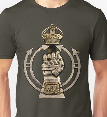 Royal Armoured Corps Unisex T-Shirt