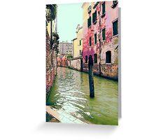 Bella Venezia III Greeting Card