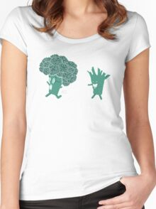 So Many Brains! Women's Fitted Scoop T-Shirt