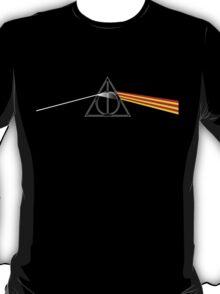 the darkside of the deathly hallows T-Shirt