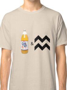Colt 45 & 2 Zig Zags Classic T-Shirt