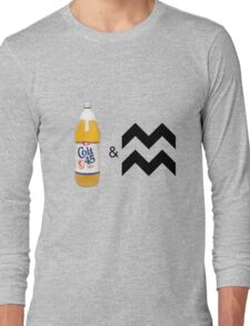 Colt 45 & 2 Zig Zags Long Sleeve T-Shirt