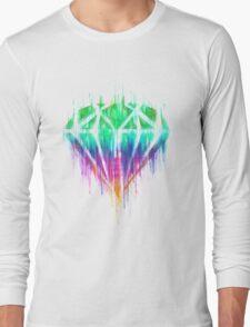 Fluorescence Long Sleeve T-Shirt