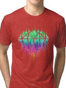 Fluorescence Tri-blend T-Shirt