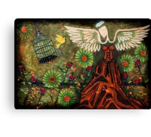 DEVINE NATURE Canvas Print