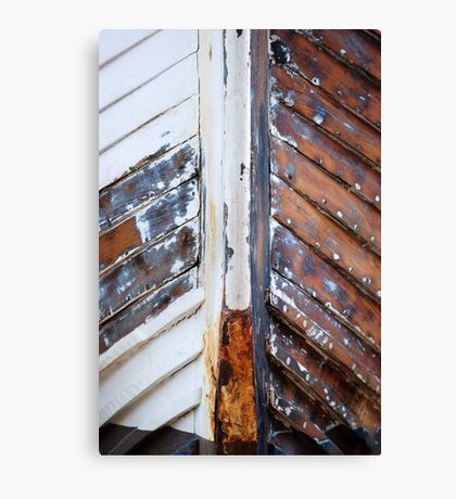 Extremely Weathered Canvas Print