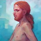 The Man with Red Hair by Roz McQuillan