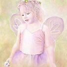 Little Garden Nymph by Karen  Hull