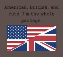 American British And Cute Kids Clothes