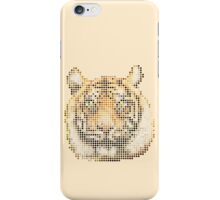 The Dotted Tiger iPhone Case/Skin