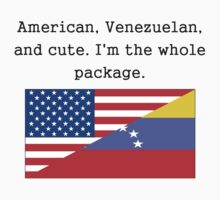 American Venezuelan And Cute Kids Clothes