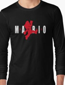 AIR MARIO Long Sleeve T-Shirt