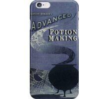 Libatius Borage's Advanced Potion Making  iPhone Case/Skin