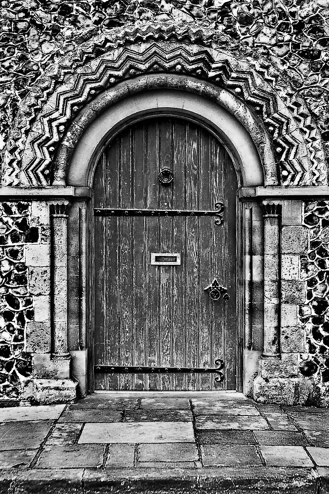 Door Of Mystery by Leon Ritchie