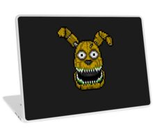 Five Nights at Freddy's 4 - PlushTrap - Pixel art Laptop Skin