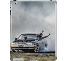 EX5LTR Tread Cemetery Burnout iPad Case/Skin