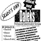 Daleks Professional Services by Bluesly