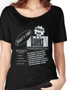 Dalek's Professional Services Women's Relaxed Fit T-Shirt