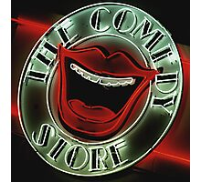 The Comedy Store. Photographic Print