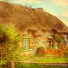 Cottage Life - Adare, Southern Ireland by Mark Richards
