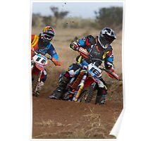 Finke Desert Race 2011 Poster