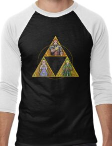 The Triforce... and a bit of darkness T-Shirt