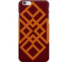 Asian Square iPhone Case/Skin