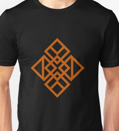 Asian Square Unisex T-Shirt
