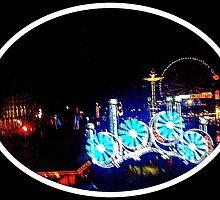 Coney Night II by leystan