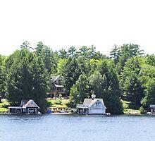 Life on Lake Muskoka by deville