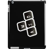 WASD iPad Case/Skin