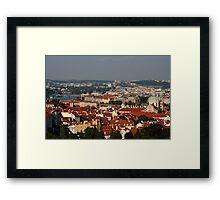 Prague, Czech Republic Framed Print