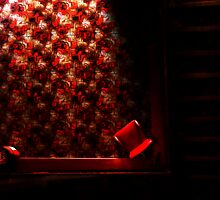 The Red Chair by Paula McManus