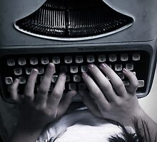 The Writer by Nicole Bertrand