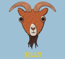A Billy T-shirt Kids Tee