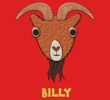 A Billy T-shirt One Piece - Short Sleeve