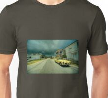 Yellow storm car  Unisex T-Shirt