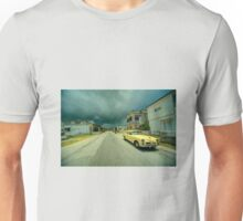 Yellow storm car  Unisex T-Shirt