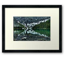 Rawson Lake Framed Print